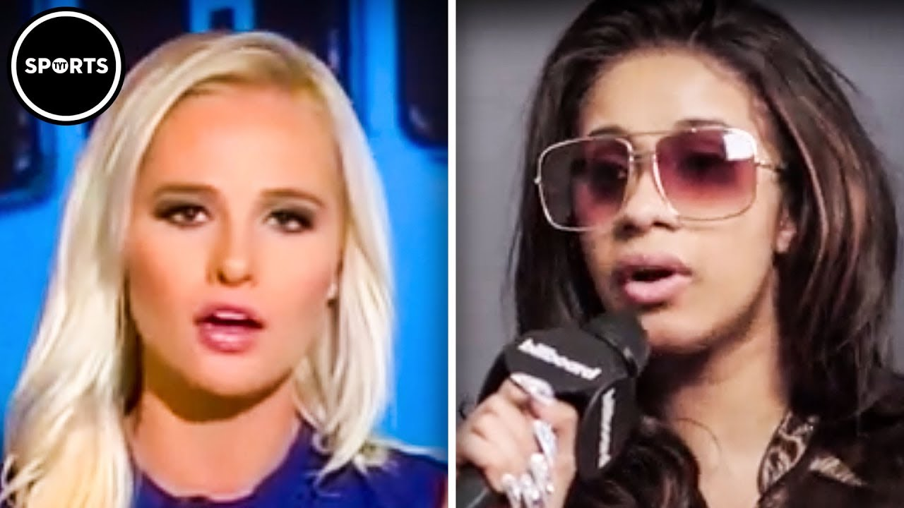 Tomi Lahren Gets RACIST, Cardi B Gets REAL