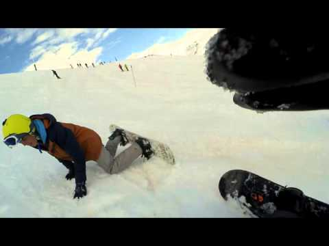 Andorra snowboard 2016