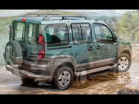 fiat doblo adventure youtube. Black Bedroom Furniture Sets. Home Design Ideas
