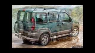 Fiat Doblo Adventure(FIAT.............PROVE YOUR PERSONALITY! Doblo Adventure. Pour Plus D'informations + un Test Drive, Visiter votre Concessionnaire FIAT MAROC Le plus ..., 2012-03-11T18:10:14.000Z)