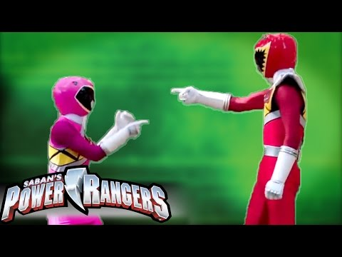 "Power Rangers - Dino Charge: ""Powers From The Past"" - They've Become Rangers!"