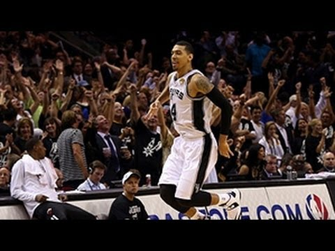 Spurs Set NBA Finals 3 Pointer Record In Game 3 Vs. Heat (All 3 Point Highlights)