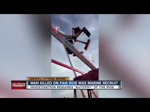 18-year-old killed on Ohio State Fair ride was a Marine recruit