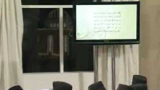 Talaba Jamia Kay Saath Aik Nashist: 23rd January 2010 - Part 3 (Urdu)