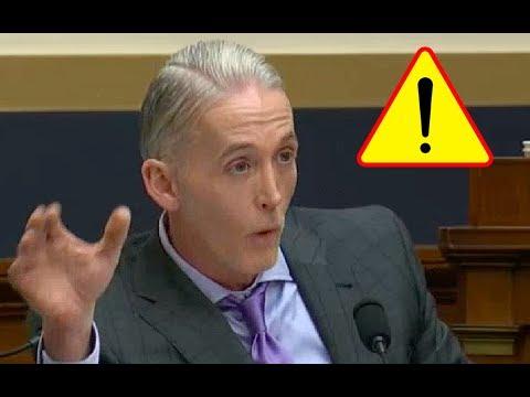 Trey Gowdy Breaks Down James Comey's Hypocrisy to New FBI Director