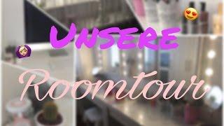 Unsere Roomtour - Teil 1I Finja and Svea