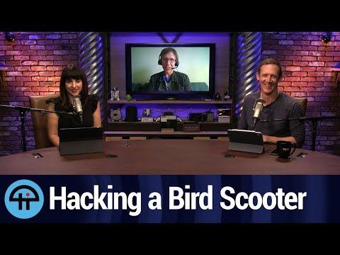 Hacking a Bird Scooter