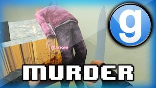 Garry's Mod Murder Funny Moments! - Mistakes Were Made, Instagram TV, House Tour!