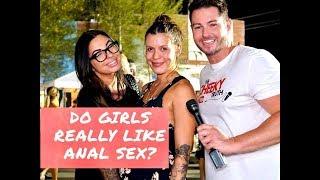 DO GIRLS LIKE ANAL SEX?