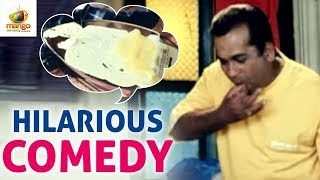 Hindi Comedy Videos | Brahmanandam Best Hindi Comedy | Meri Cunouti Film | Mango Comedy Scenes