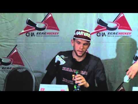 Harvard Crimson 2016 Semi-Final Press Conference