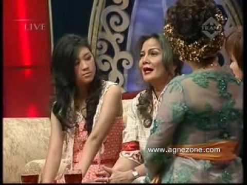 Ceriwis - Kartini Day AGNES MONICA , SHERINA MUNAF , CHRISTINE HAKIM 02