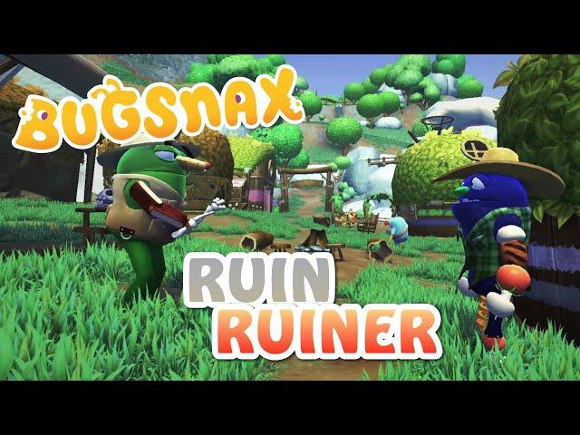 Ep 6 - Ruin Ruiner (Bugsnax gameplay)