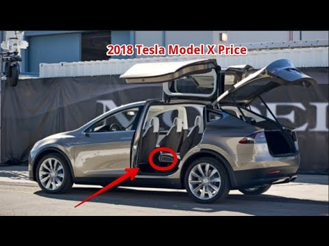 2018 Tesla Model X Price