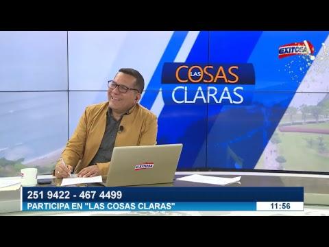 🔴EN VIVO | #LasCosasClaras con Manuel Rosas 05/12/2018