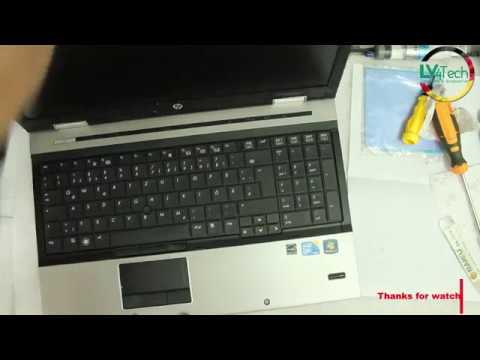 FEBNISCTE Laptop CPU Fan for HP EliteBook 8540w 8540P