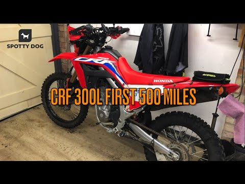 Download The CRF 300l  VS  CRF 250L!!!  Mods And The First 500 Miles Covered.