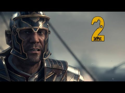 "Ryse: Son of Rome Xbox One Gameplay Walkthrough - Part 2 ""The Royal Family"""