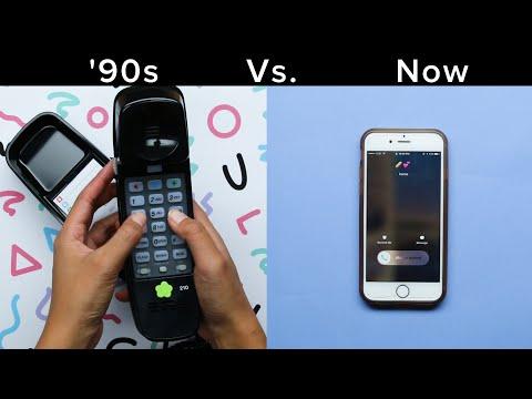 '90s Vs. Now