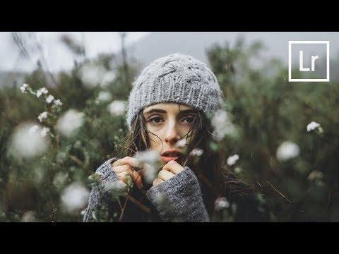 HOW TO EDIT LIKE SAMUEL ELKINS (@samuelelkins) | Moody Portrait Style