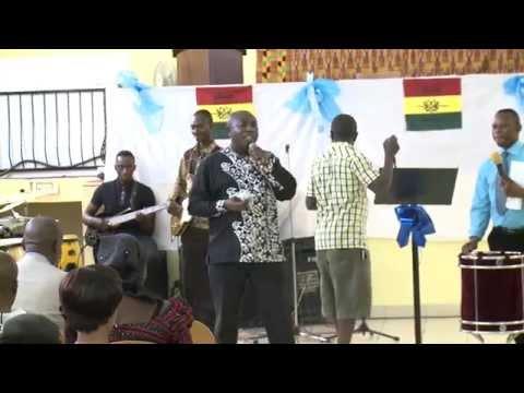 Ghana Republic day 1st July 2015 (Paris)