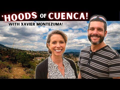 Cuenca Ecuador Neighborhoods (2019)