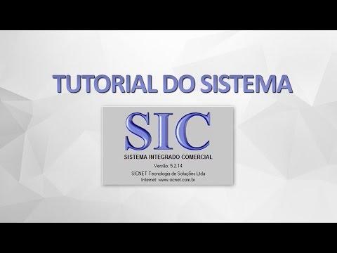 Tutorial: Sistema SIC (Sistema Integrado Comercial)