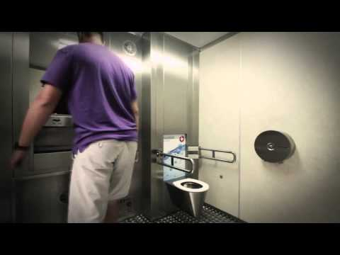 urbantech.biz - Fully automatic and self cleaning public toilet by Urban Toilette