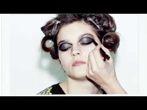 Amber Anderson Beauty Video for Because London