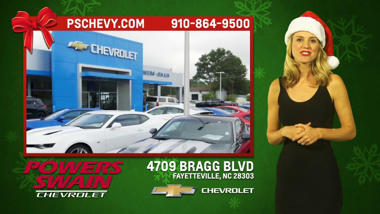 Power Pricing At Powers Swain Chevrolet Youtube