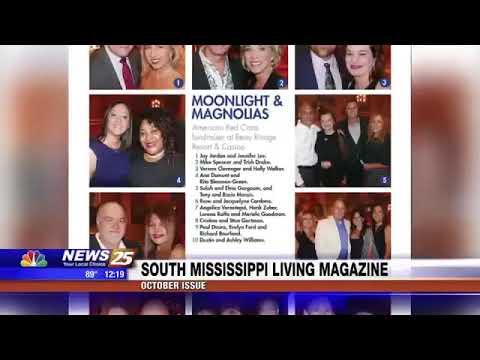Attirant South Mississippi Living Magazine