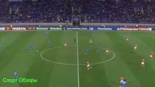 Video Gol Pertandingan Zenit Petersburg vs Benfica