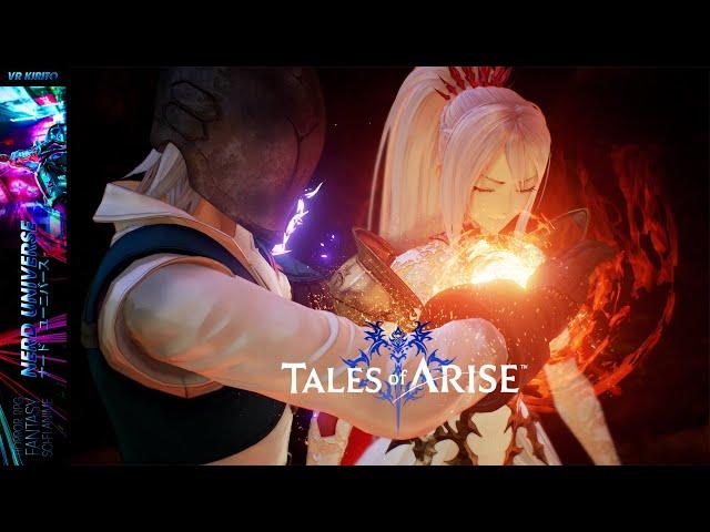 Tales Of Arise   #12 Die Feuertore   PC   Deutsch   JP O-Ton