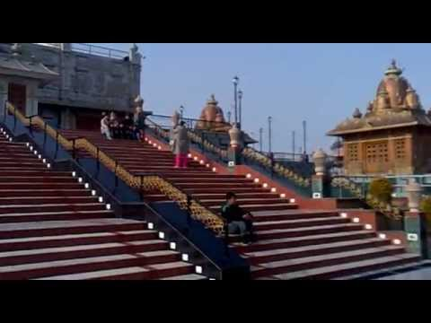 Sikkim Tourism - Namchi (Chardham) Awesome View HD 1080p By Avinash Part- 1