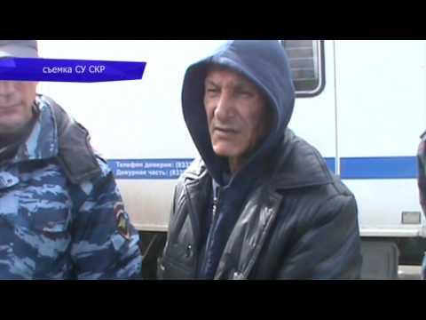 Приговор убил и закопал женщину, п. Сосновка Сайтаков. Место происшествия 15.12.2016