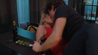 Piotr i Aśka uprawiali seks na blacie w kuchni [Zakochani po uszy]