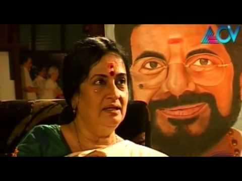 MG Radhakrishnan&39;s wife - Marikkatha Pranayam