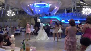 Армянская свадьба! Танец НЕВЕСТЫ.
