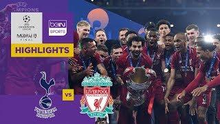 Tottenham 0-2 Liverpool   Final Champions League Highlights
