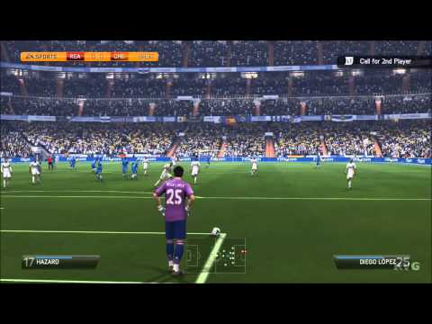 FIFA 14 - Real Madrid vs. Chelsea FC Gameplay [HD]