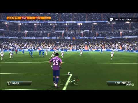 FIFA 14 - Real Madrid vs. Chelsea FC Gameplay [HD]