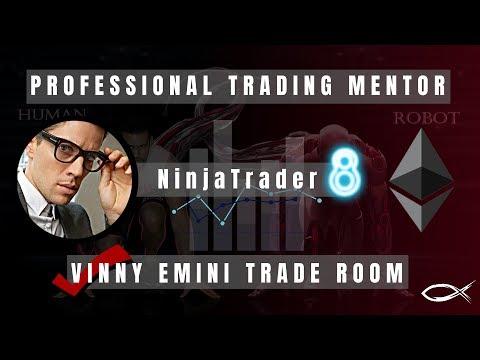 VIP | NinjaTrader Trade Room | Vinny Emini Professional Strategies