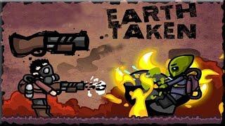 Earth Taken Full Game Walkthrough All Levels