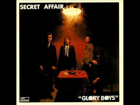 Secret Affair - Glory Boys (Full Album) 1979