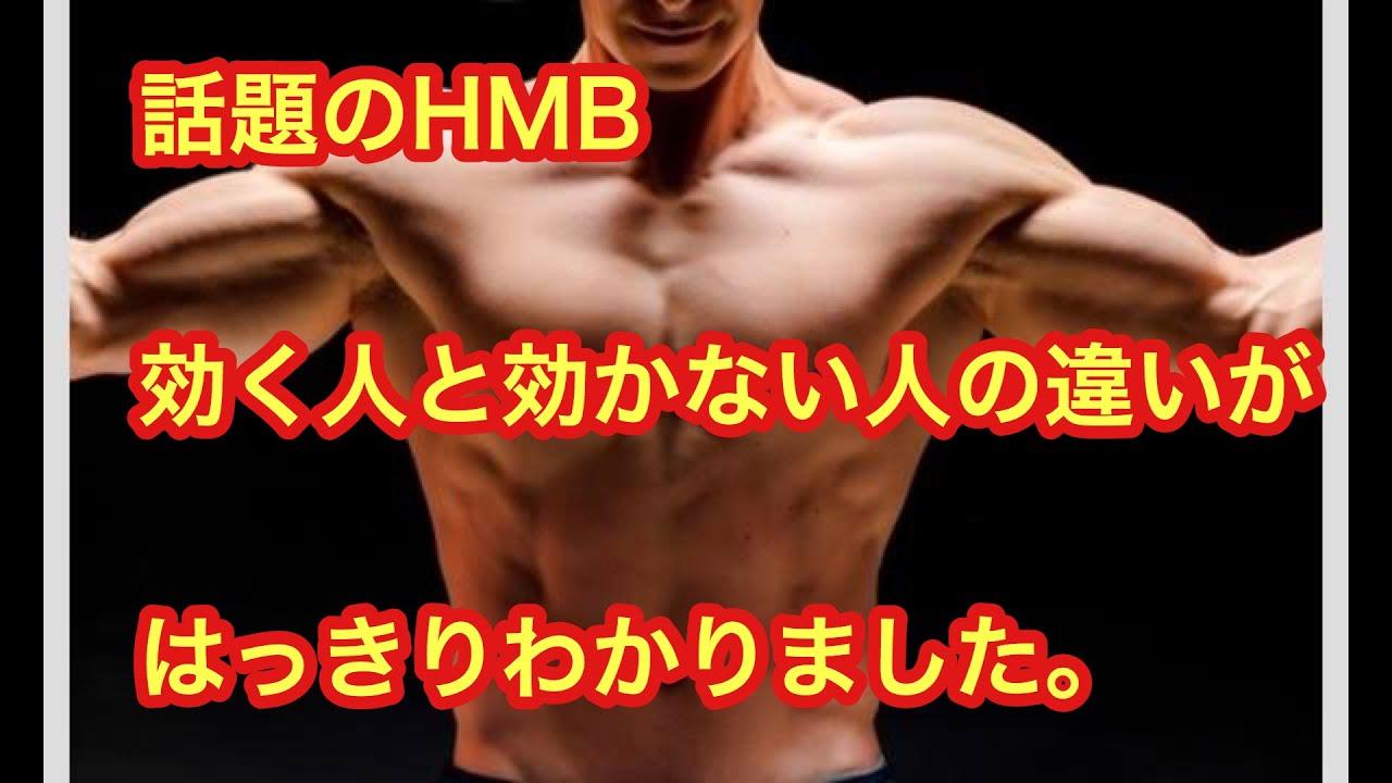 論文 なし Hmb 効果