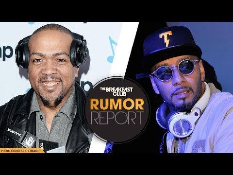 Timbaland Accepts Beat Challenge From Swizz Beatz