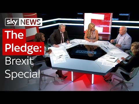 The Pledge Brexit Special | 30th June 2016