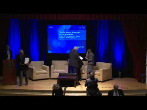 2012 NYU/KPMG Annual Lectures on Current Issues in Taxation - Part 3