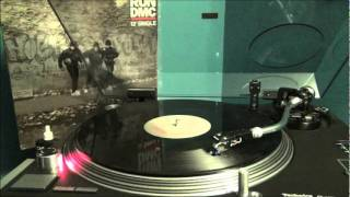 "Walk This Way-Run DMC 12""single"