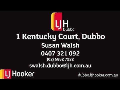1 Kentucky Court - Susan Walsh 0407 321 092